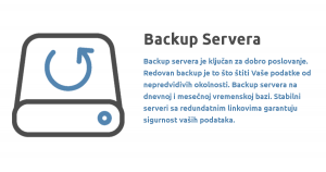 Backup podataka
