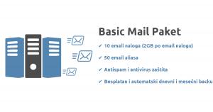 Basic Mail Paket