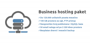 business hosting paket