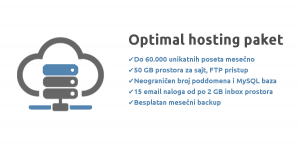 optimal hosting paket