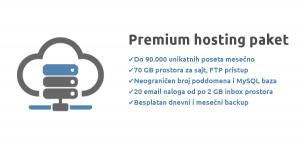 premium hosting paket