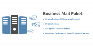 Business mail paket